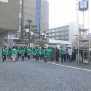 東京都江東区 「美化啓発キャンペーン」 に参加しました。イメージ